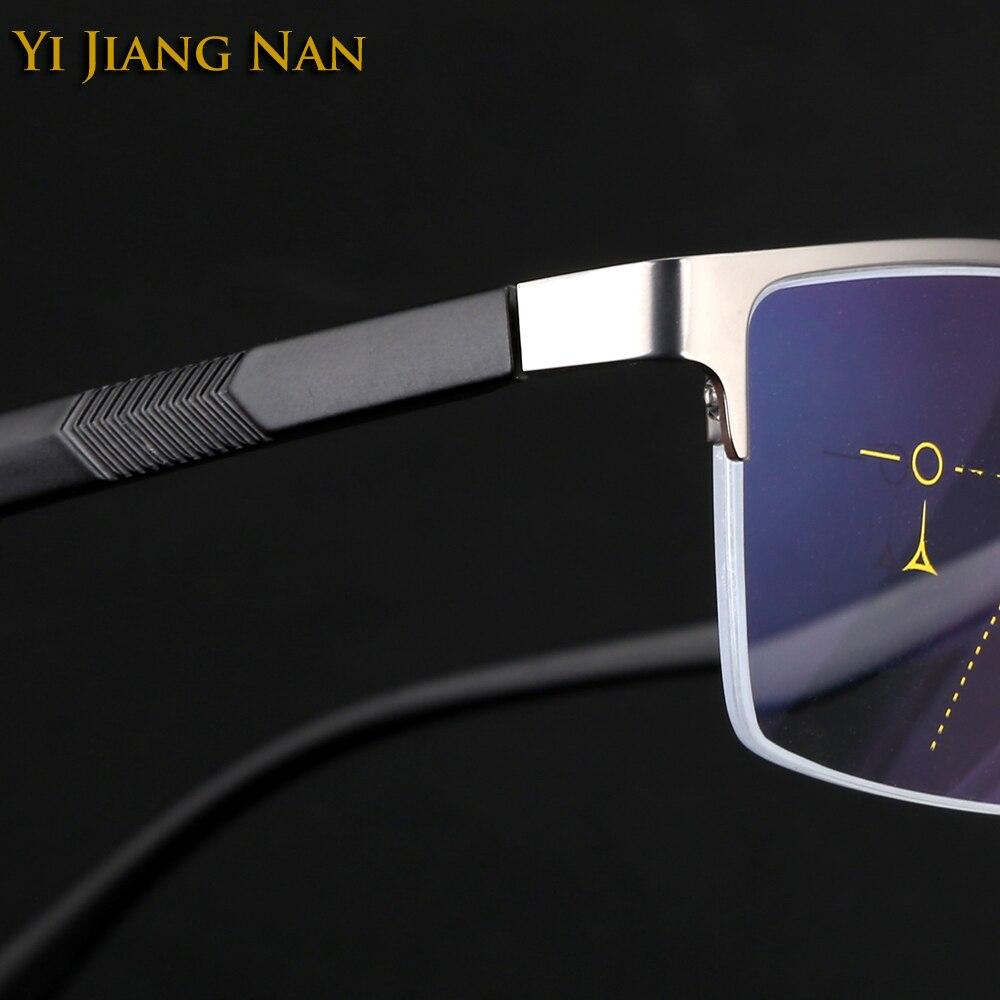 Yi Jiang Nan Brand Lectura y conducción de gafas verifocales Gafas - Accesorios para la ropa - foto 4