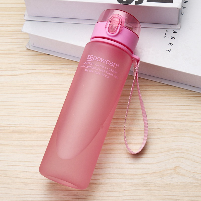 Water Bottle Sport Climbing  Bike Water Bottles Bpa Free Plastic 400ml 560ml Leak Proof  Drink My Bottle 560 Ml-in Water Bottles from Home & Garden on AliExpress