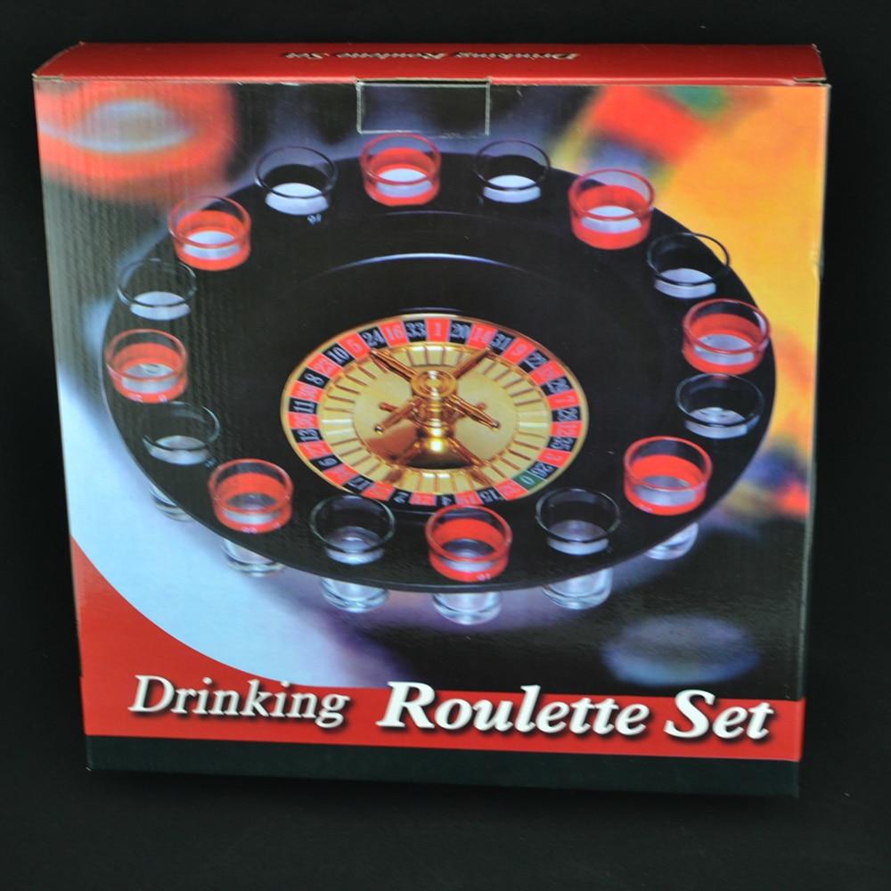 drinking roulette regeln