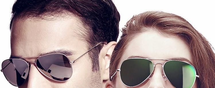 Luxury Aviator Sunglasses Women Men Brand Designer Reflective Mirror Sunglass Female Male Lady Sun Glasses Vintage Retro oculos (1)