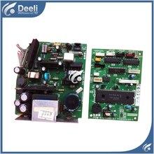 95% new Original for air conditioning Computer board POW-K147Vh4(A) 127HV POW-K8HV-B Control panel set