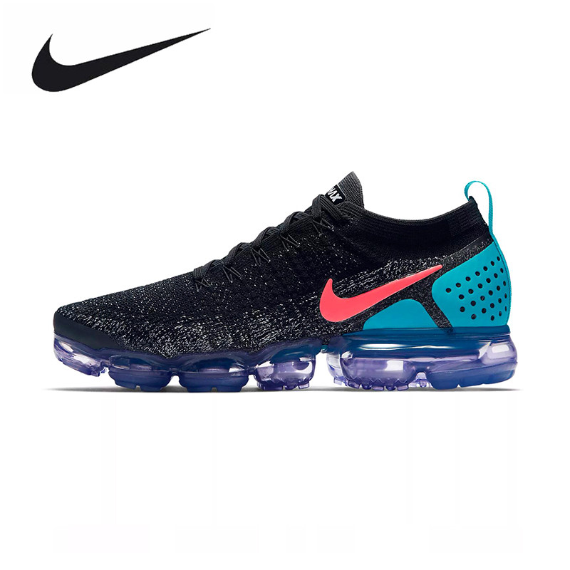 NIKE 2018 AIR VAPORMAX FLYKNIT 2 Mens and Women Running Shoes 942842-003 Air Max Eur 36-45