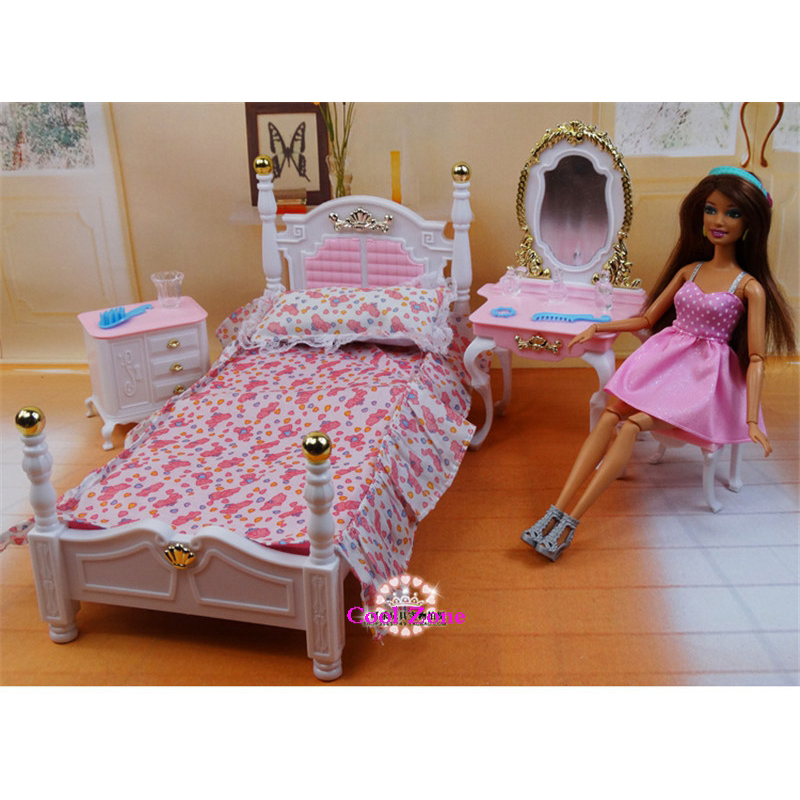 bedroom dresser for barbie doll house classic toys for girl free