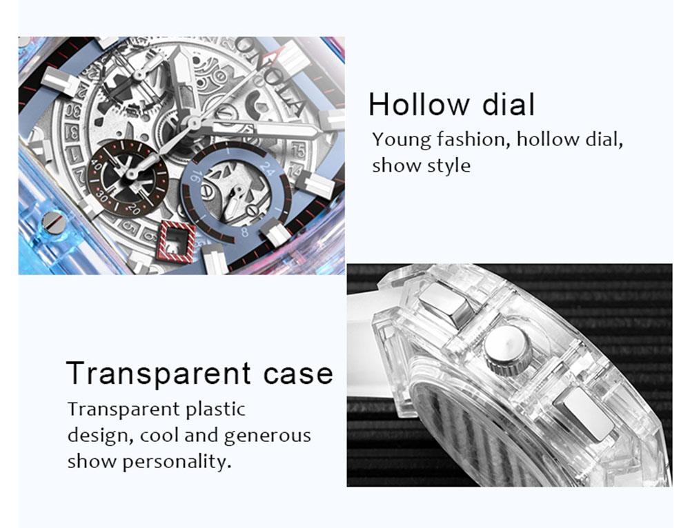 Transparent Dial Watches7