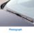 "Limpiaparabrisas para Nissan Qashqai (2006-2013) 24 ""+ 15"" ajuste pizca tipo tab limpiaparabrisas armas sólo HY-017"