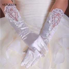 bridal gloves 6