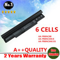 WHOLESALE New 6CELLS laptop battery for Samsung NC10 NC20 ND10 N110 N120 N130 N135 AA-PB6NC6W 1588-3366 AA-PB8NC6B FREE SHIPPING