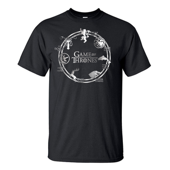 Game of Thrones Cotton Men T-Shirts