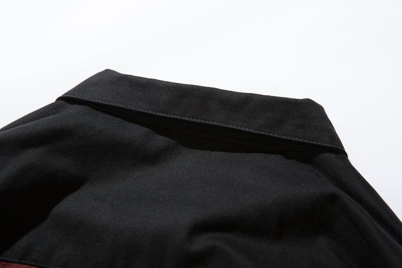 Color Block Coaches Jackets 15
