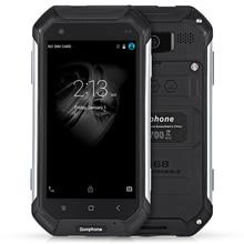 Guophone V19 4.5 Pouce Android 5.1 3G Smart Phone IP68 Étanche la poussière Et Résistant Aux Chocs MTK6580 Quad Core 2 GB RAM 16 GB ROM