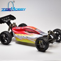 HSP RACING RC CAR MODEL 94077 1/5 SCALE ELECTRIC OFF ROAD BUGGY DUAL LIPO BATTERIES HIGH SPEED 70KM/H BRUSHLESS MOTOR AND ESC