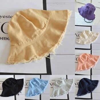 Female Burrs Bucket Hats 5