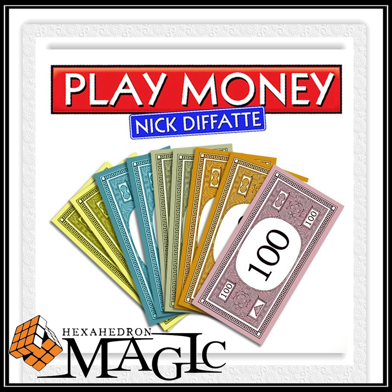 Play Money Magic