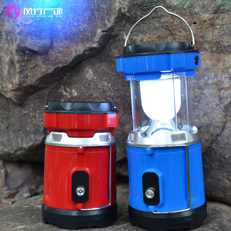 купить LED Solar Powered Collapsible Flashlights Portable Lamp LED Rechargeable Hand Lamp Hiking Camping Lantern Light Outdoor Lighting недорого