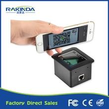 LV4500R RS232  pdf 417 qr code  phone code barcode scanner reader use for kiosk turnstile