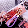 New 2017 Fashion Girl Woman Lady Luxury Diamond Ring Stand Mirror Case For Xiaomi M2 M3