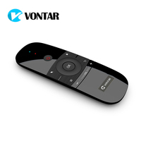 VONTAR Mini Air Mouse Gyro Sensing 2 4G Wireless Keyboard Remote Control For Windows Android TV