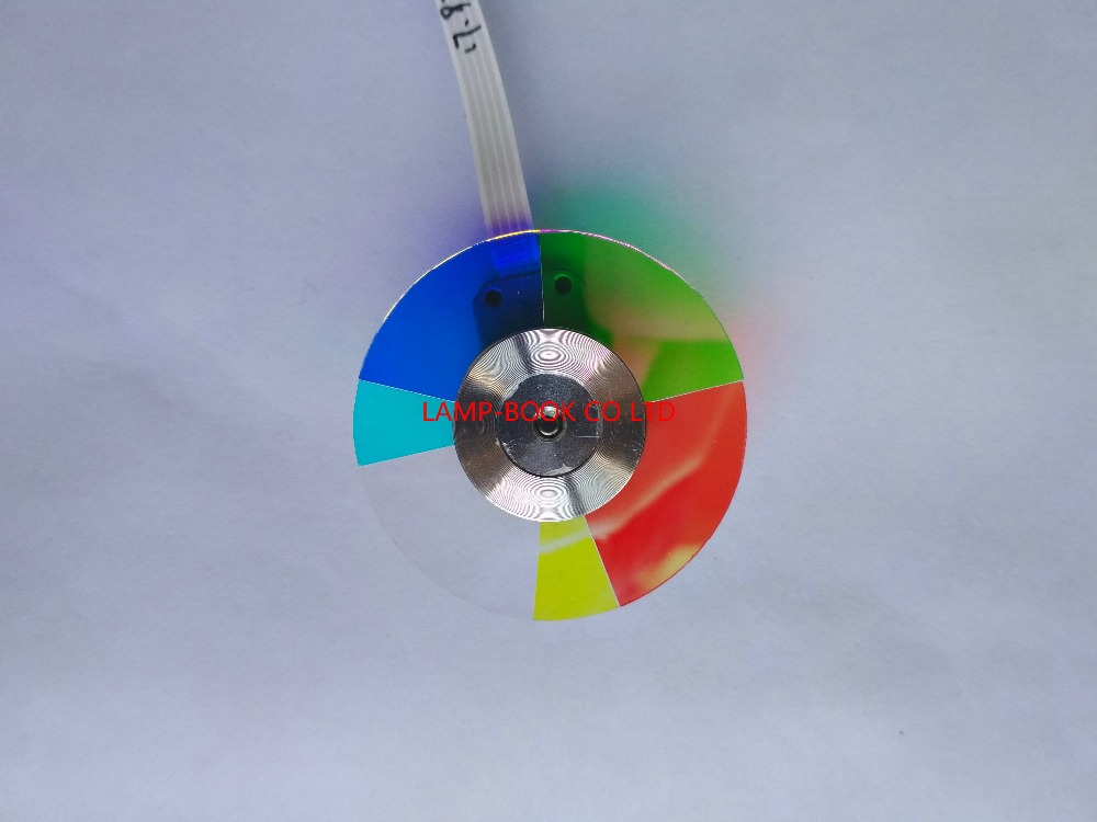ORIGINAL COLOR WHEEL FOR OPTOMA NEC NP V260X V260 V260X PROJECTOR