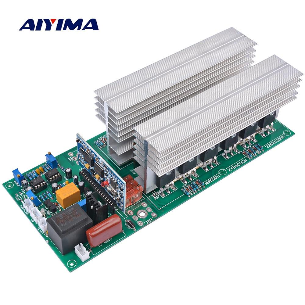 AIYIMA Inversores de Onda Senoidal Pura Energia Solar DC 12 V 24 V 36 V 48 V 60 V A 220 V 1500/3000/4000/5000/6500 W Conversores