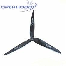 Graupner HÉLICE 3-BLADE E-PROP 9×5 (23×12 cm) pour Hélicoptère Partie RC Jouets Partie Avion Quadcopter