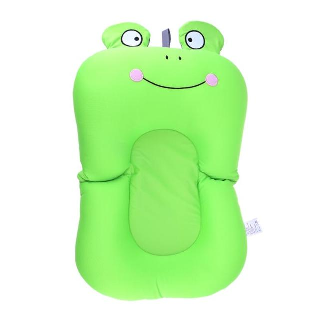 Cute Cartoon Design Portable Baby Bathing Pads