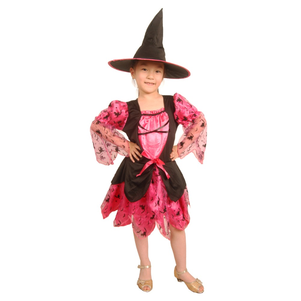 Girls Witches Dresses Promotion-Shop for Promotional Girls Witches ...