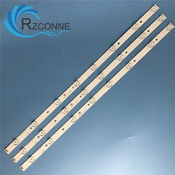 Светодиодный подсветка полосы 8 лампа для RF-AB320E32-0801S-01 TK97K4000000 T320XVN02.0 M320X13-E4-H (G3) светодиодный 32B16
