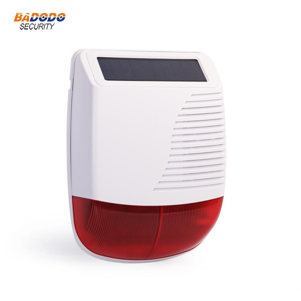 Siren Strobe Combination Combo Doberman ATW Alert Security Alarm Light Piezo