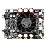 G 018 2*500 Вт двухканальный класс D Цифровой Усилитель мощности доска высокой мощности HiFi лихорадка усилитель доска