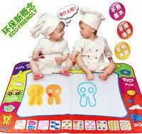 оптовая продажа рисунок игрушки для рисования коврик и 1 волшебное перо / воды рисунок замена коврик 56 * 80 см