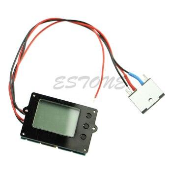Хорошее качество 35-80 В 50A Ёмкость тестер Индикатор кулонометр литий свинцово-кислотная Батарея метр