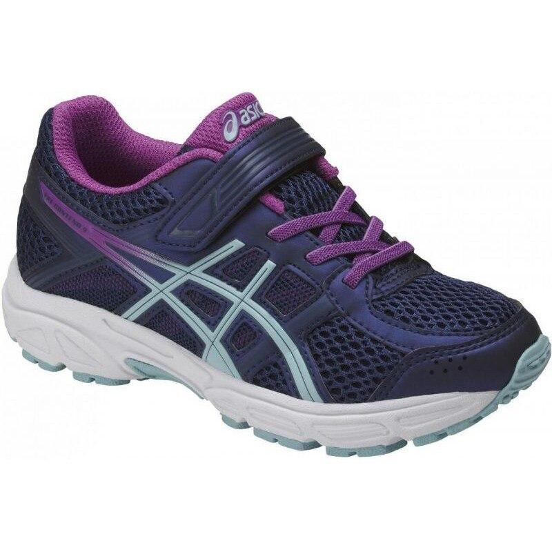 Kids' Sneakers ASICS GEL-CONTEND 4 GS C709N-4914 sneakers for girls TmallFS кроссовки asics gel lyte iii c5a4n