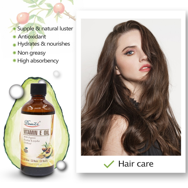 Pure Natural Massage Spa Avocado Vitamin E Essential Oil Cold Pressed Moisturiser Castor Oil Hydrating Hair Care new 1