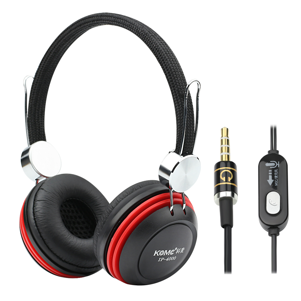 Original Acouteur Hi-Fi Stereo Earphone earbuds Super Bass Headphones with mic Gaming Headset oordopjes for Mobile Phone Laptop