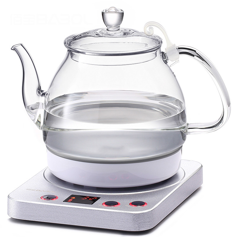 Glass raised pot multi-functional boiler automatic power supply kettle