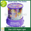 The Zodiac - Star Master Night Light for Home Table Lamp LED Night Lamp for kids Star Sky Projector Gifts for Christmas D18004