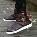 New Arrival England Style Martin Boots Men Martin Shoes Men Brand Designer Motorcycle Boots Ankle Men Christmas Gift