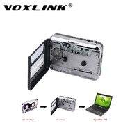 VOXLINK Mini USB Cassette Tape Converter Cassette To MP3 Audio Capture Music Player Tape To PC