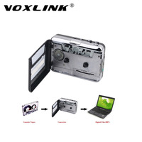 VOXLINK Mini USB Cassette Tape Converter Cassette To MP3 Audio Capture Music Player Tape To PC