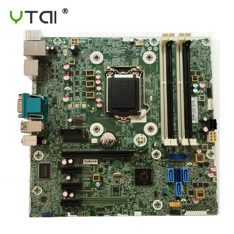 Desktop Motherboard FOR HP 600 G1 SFF LGA1150 Q85 696549 002 739682 001 739682 501 100