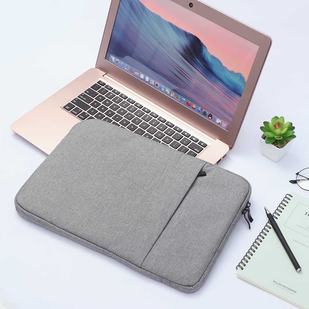1 шт. Водонепроницаемая универсальная сумка для ноутбука чехол сумка для ноутбука для MacBook Air Pro Lenovo HP Dell Asus 11 13 15 15,6 дюймов