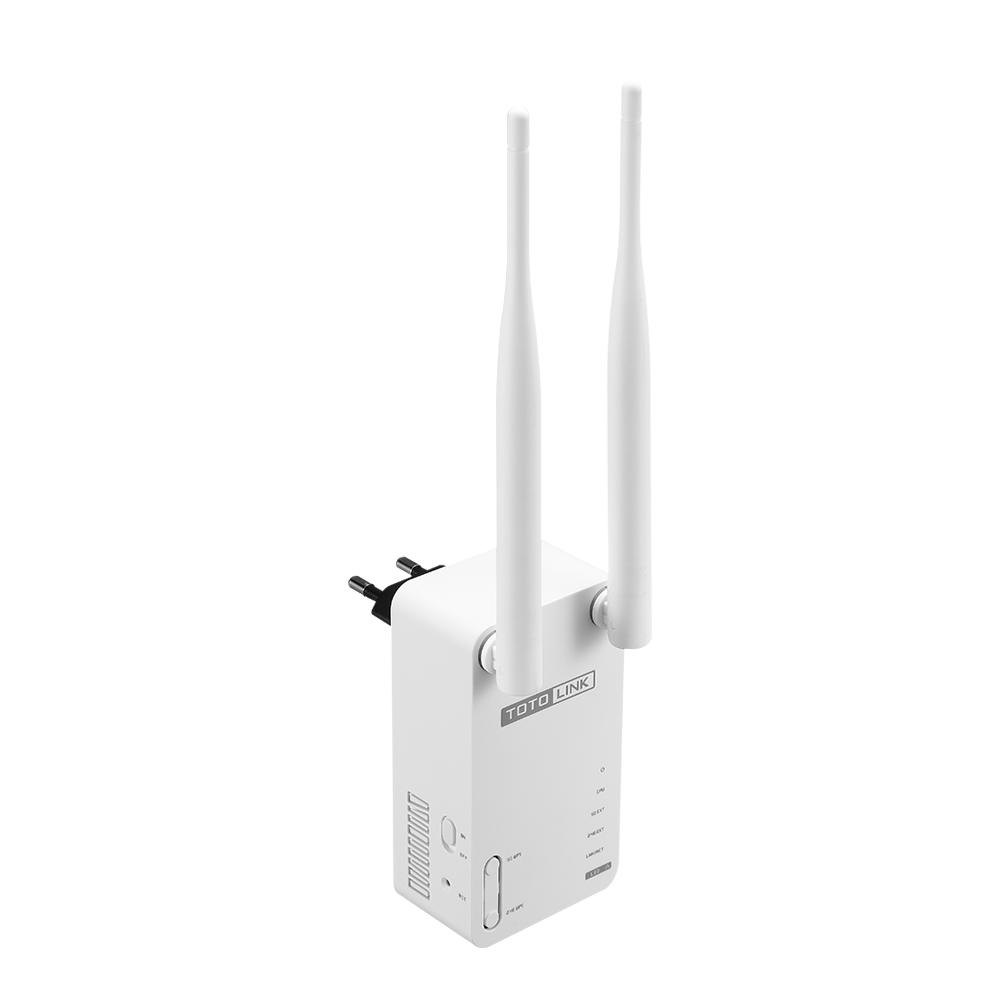Prix pour TOTOLINK EX750 Sans Fil Range Extender AC 750 Mbps Dual Band WiFi Répéteur Appuie Croix S'étendant Mode sans Perte de Signal