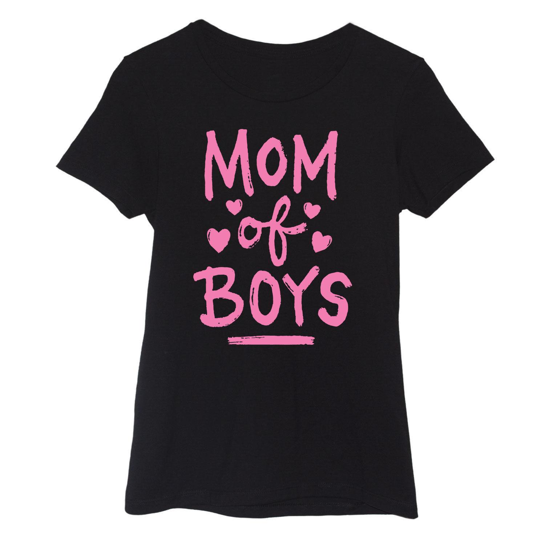 Возьмите Harajuku футболка Для женщин короткий рукав Мама Обувь для мальчиков-взрослые дамы короткий рукав Встроенная Tee