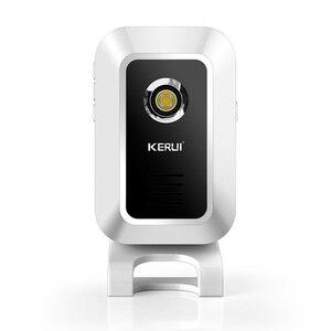 Image 5 - KERUI M7 פעמון ברוכים פעמון אלחוטי אינפרא אדום PIR גלאי תנועת חיישן פעמון אזעקה בברכה כניסת פעמון