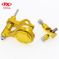 For Yamaha YZF R6 2006 2015 Motorcycles Steering Stabilize Damper Bracket Mount Mounting Support Holder For YZF R1 2006 2012