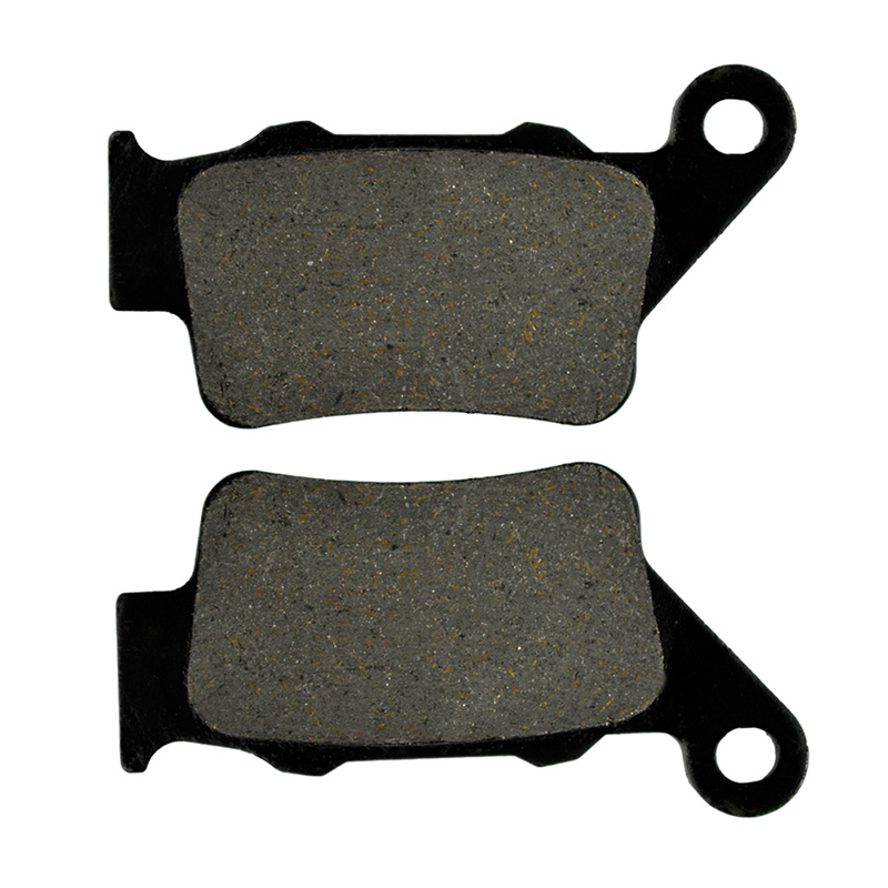 Motorcycle Rear Brake Pads for BMW G 650 G650 Xcountry 07-09 F 700 GS F700GS 13-15 F800GS F 800 GT 08-15 F800GT 2013-2015(China)