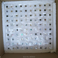 white freshwater shell and black mother of pearl mosaic tile for kitchen backsplash and bathroom wall tile 11 square feet/lot