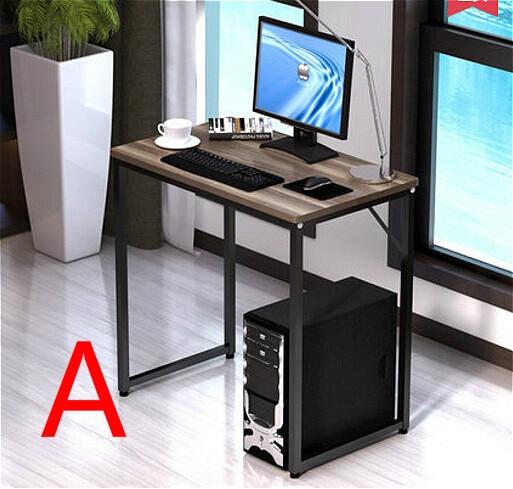 simple desktop computer desk household book desk 80*48cm simple cm 379