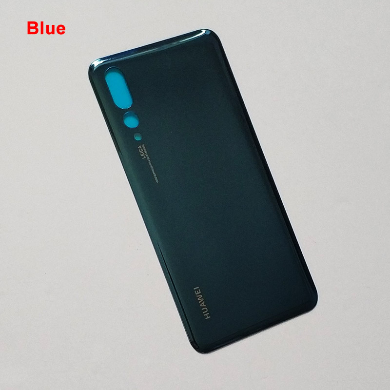 HUAWEI P20 Pro Rear Housing Cover Glass Back Battery Cover Replacement