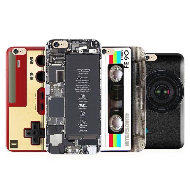cover iphone 7 retro